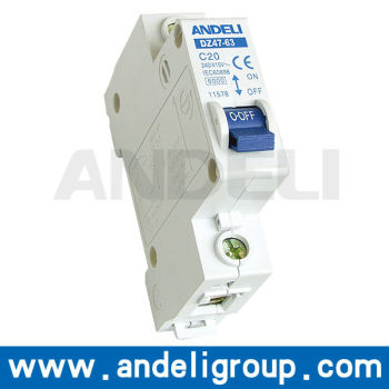 DZ47-63 Series Miniature Circuit Breaker