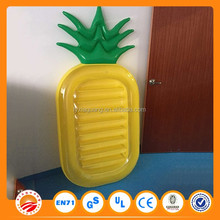 New design inflatable pretzel inflatable pool float donut swim