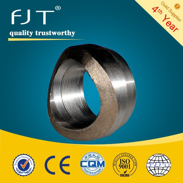 forged socket weld pipe fittings carbon steel forged threaded outlet pipe fittings