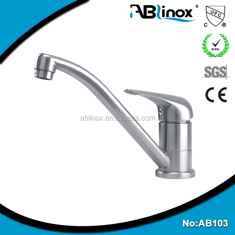 Economic sedal ceramic cartridge kitchen faucet cheap price made in Chinese manufacturer