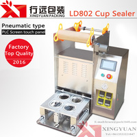 Noodle Cup Bowl Heating Sealing Machine
