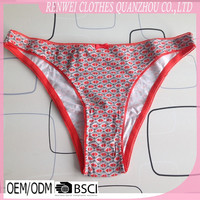 brand cotton underwear hipster panty women