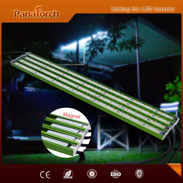 PanaTorch private design Quick installation led camping light widely used in RV awnings trailers for night camping