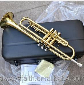 Musical brasswind instrument cheap trumpet for sale
