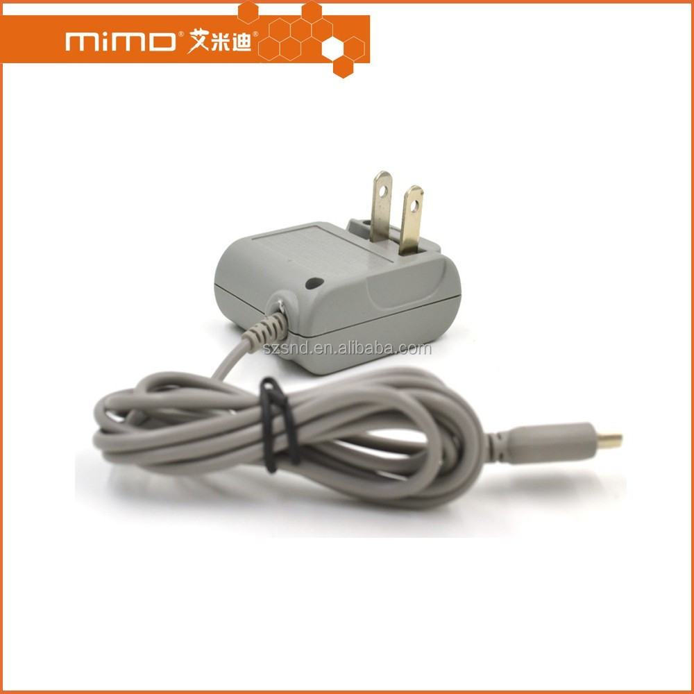AC DC Charger Adapte for Nintendo DS Lite