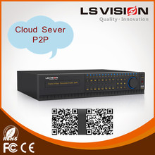 LS VISION 24 channel standalone dvr 16ch security dvr 16 channel zoom dvr