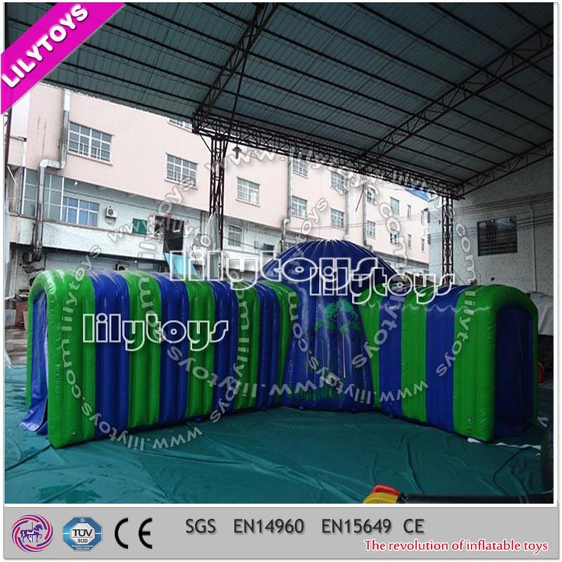 Wholesale special event tent manufatures, inflatable warehouse, obstacle inflatable tent