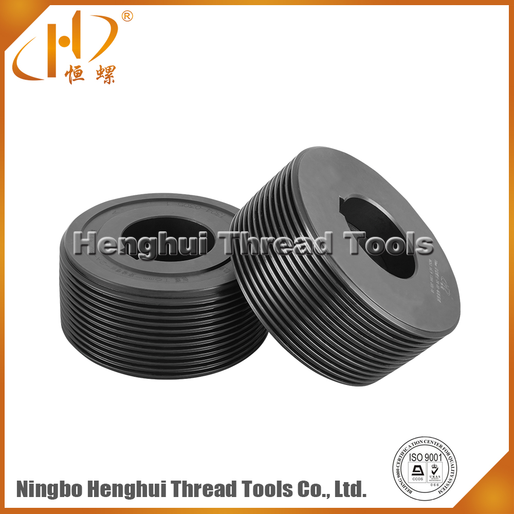 Ningbo factory provide D2 material circular thread rolling dies