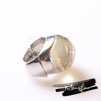 Reasonable Price Excellent Material Crystal Ring