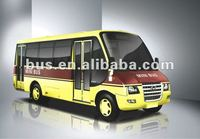 Minibus of 7.1 meter with 27 seats (CKZ6710)