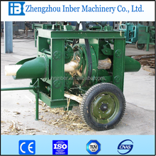 Mobile wood debarker / debarking / peeler / peeling machine for sale
