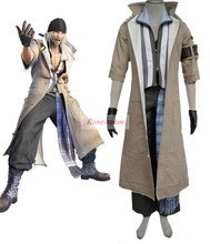 Rose team-Final Fantasy XIII 13 Snow Villiers Game Sexy Halloween Carnival Costume