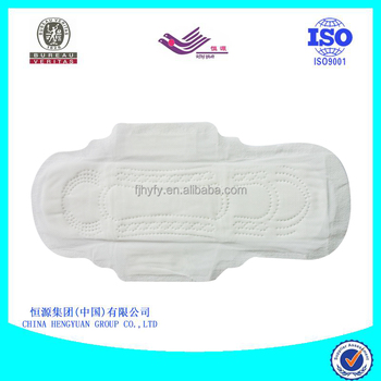 overnight use 290mm ultra-thin Disposable Lady sanitary napkin manufacturer in China