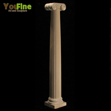 Hand carved roman marble columns for sale