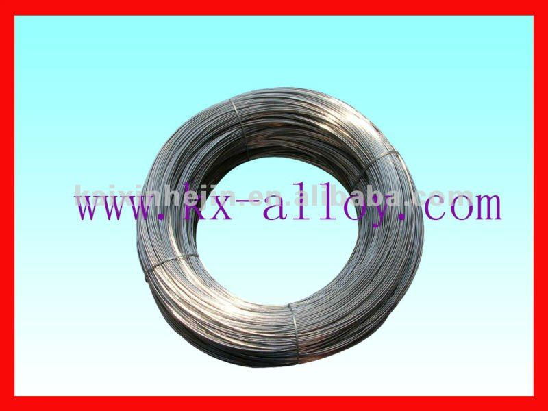 Cold-drawn alloy 52 wire