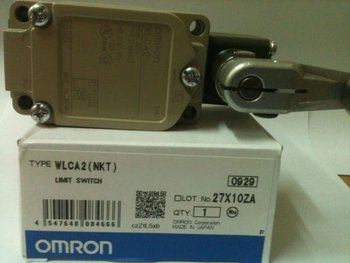 OMRON limit switch WLCA2