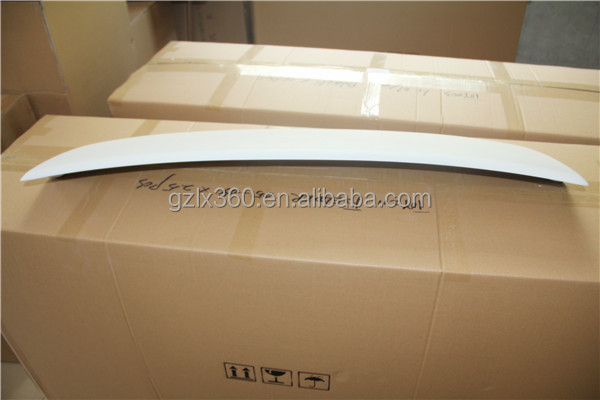 Lixing car parts 2005-2009 spoiler hatchback for Fielder