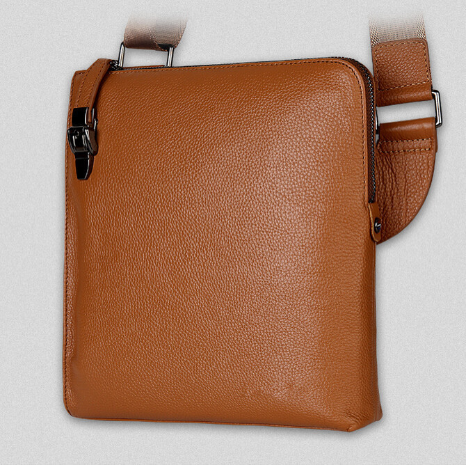 Brand Name Men Bag Leather,Polo Genuine Leather Man Bags