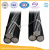 overhead aluminum cable insulated abc cable
