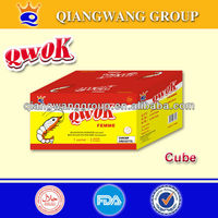 17G/SACHET QWOK HALAL SHRIMP/CREVETTE STOCK POWDER SEASONING POWDER BOUILLON POWDER SOUP POWDER INSTAND POWDER