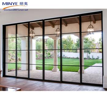 China Supplier Aluminum fixed window sliding door for house balcony france doors  sc 1 st  Shanghai Minye Decoration Co. Ltd. - Alibaba & China Supplier Aluminum fixed window sliding door for house ...