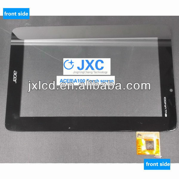 For ACER A100 Touch Screen Digitizer Tablet PC 7 Inch Repair Parts