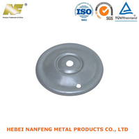 fabrication working product precision metal buses punching fitting