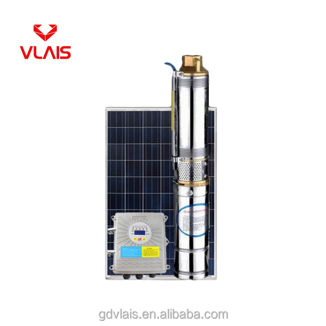 DC high pressure stainless steel solar power irrigation water pump for sale