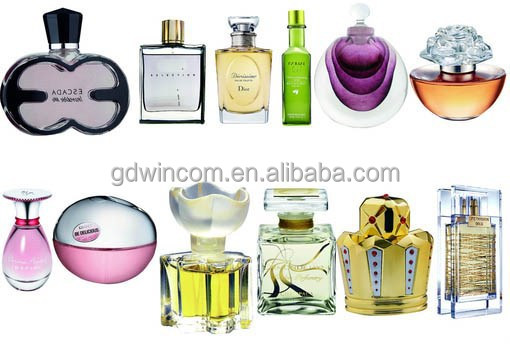 pure and concentrated fragrance oils for branded perfume