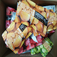fruit juice and dehydrated fruit snacks / Palarich freeze dried grape chips 118