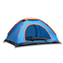 Summer Folding Automatic Dome 2 Person Unique Camping Tents