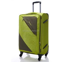 Oxford rolling suitcase luggage suitcase wheels soft cases male and female cloth luggage