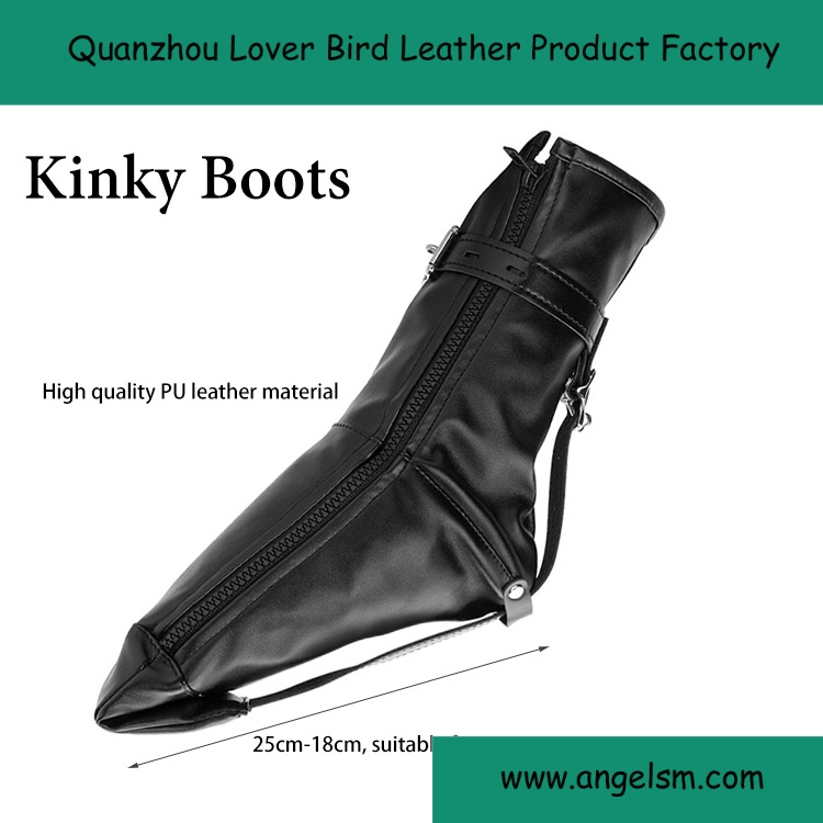 1 Pair Fetish Foot Bondage Kinky Boots, Sex Slave sex bondage restraint Bondage Restraints Harness, Ankle Cuffs Erotic Toys Sex