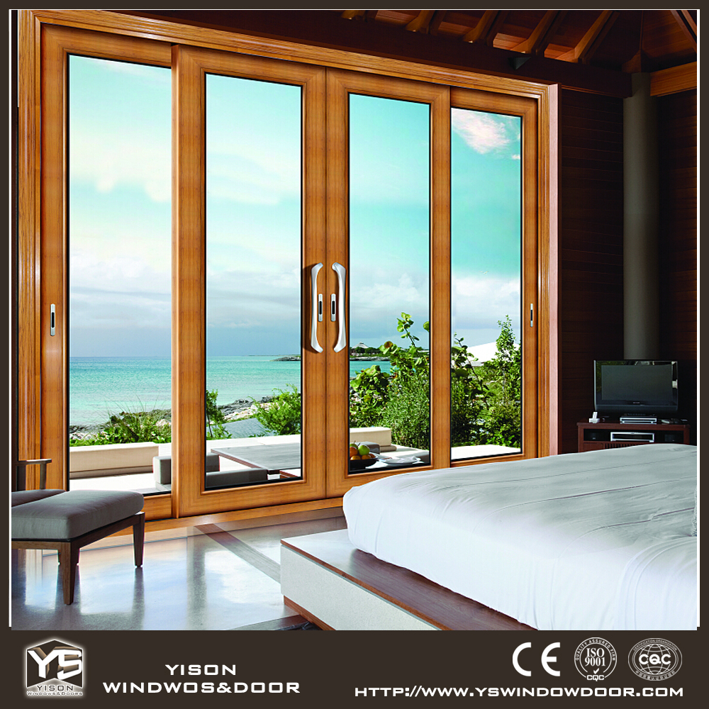Wood Door Lift Sliding Glass Patio Doors 4 Panel Buy Sliding