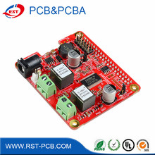 Wireless Doorbell Board Ups Stm Smart Watch Pcb Assemble Pcb Circuit Assembly Pcba Manufacturer