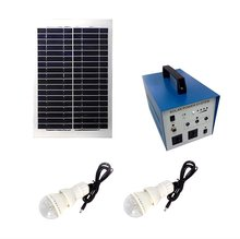 5w portable solar lighting kit/portable solar power system