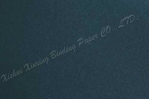 Traditional PVC coated thesis book binding paper