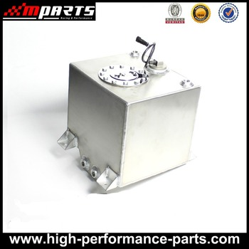 Universal Aluminium Motorcycle Fuel Cell, 20 L Fuel Can, Fuel Tank With Sensor