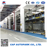 3 level puzzle auto parking system/ samrt park solution