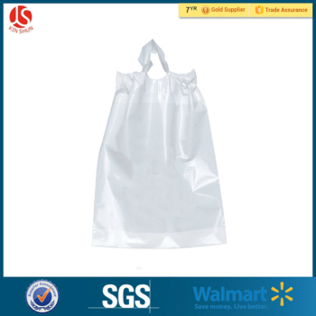 Giant OEM printed Plastic Drawstring Bags with own logo