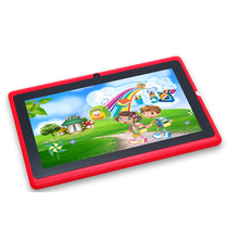 7 inch 86V quad core MID tablet 7'' tablet pc A33 Quad -core 1.2GHZ support USB 3G dongle
