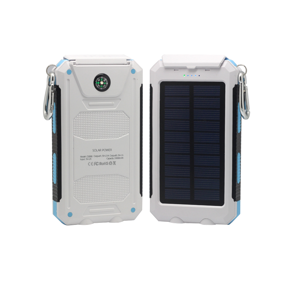 powerbank solar cell solar giveaways