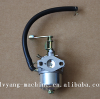 Gasoline generator spare part carburetor for GX200