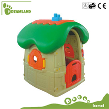 High quality dreamland plastic kids garden playhouses