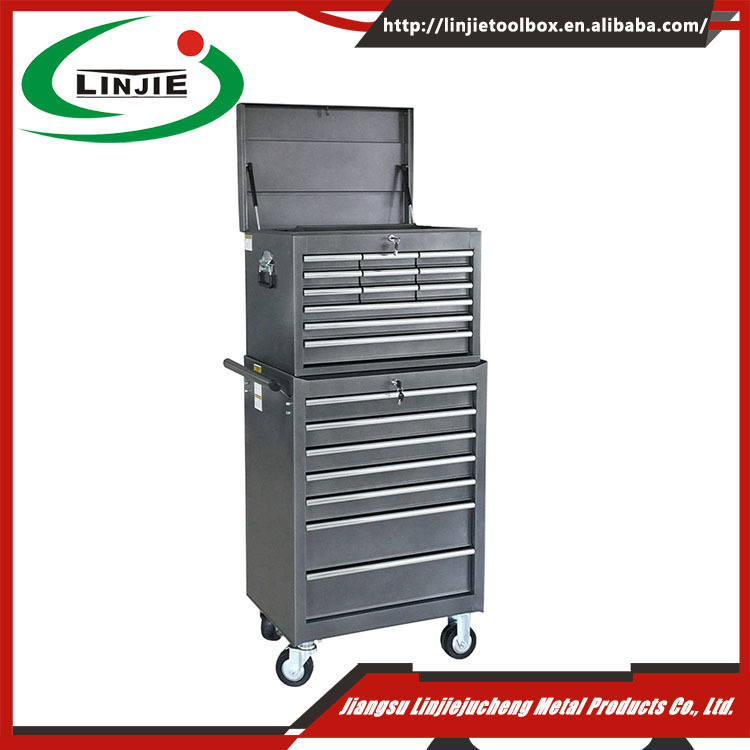 Professional aluminum tool storager box made in china