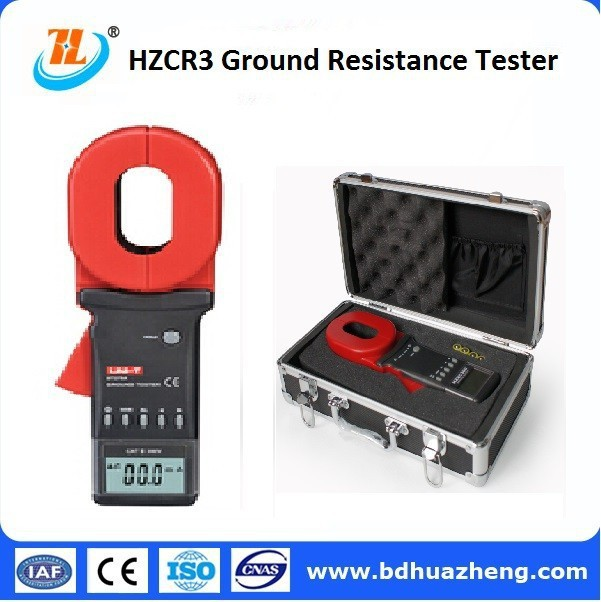 China IEC handheld ground earth resistance measurement