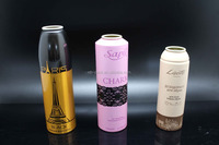 Customize Aluminum Packaging Refillable Aerosol Can
