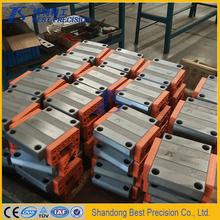 cnc circular linear motion guide rail SBR50 with SBR50UU SBR50LUU linear block