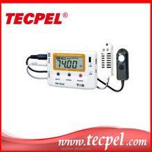 TR-74Ui high accuracy Accumulating Light, Humidity and Temperature Data Logger
