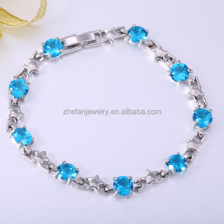 Sophia collection jewelry ever bracelets thin blue line bracelets